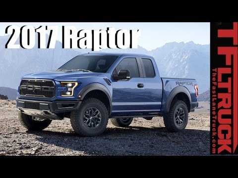 ford makes it official announces the 2017 ford raptor 39 s horsepower fuel economy numbers. Black Bedroom Furniture Sets. Home Design Ideas
