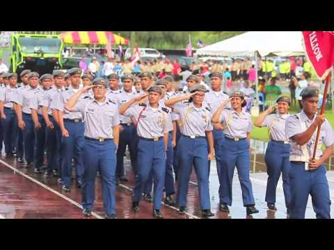 2016 Am. Samoa Flag Day – Parade (vid 1)