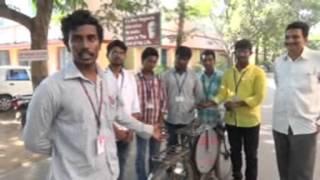 srkr engineering college bhimavaram mechanical project cycle 16