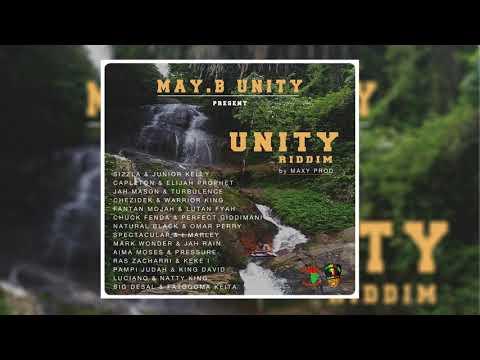 Unity Riddim Mix ▶FEB 2018▶ Capleton,Sizzla,Luciano,Pressure,Turbulence&more (May .B  Unity)