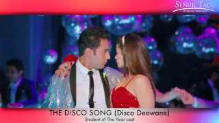 The Disco Song/Disco Deewane (MacDoctor MV Remix) - Student Of The Year
