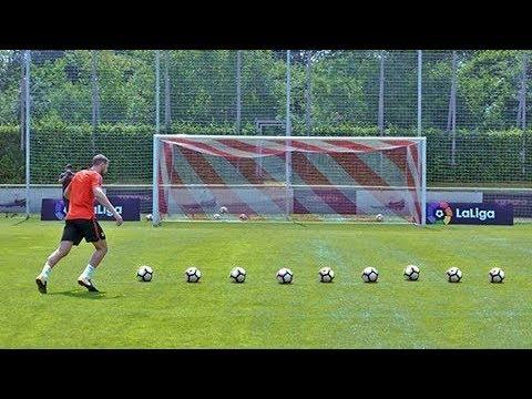 freekickerz vs Atlético Madrid - Ultimate Football Challenges (LaLiga)