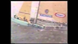 one australia sinking