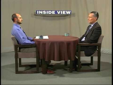 Inside View #284 Joel Metzger with CCWD General Manager Dave Eggerton 4/4/2018