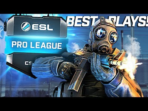 CS:GO - ESL Pro League Season 9 Finals (Fragmovie) BEST PLAYS