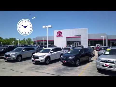 Toyota Dealership Near Me >> Milwaukee Toyota Dealer Near Me Andrew Toyota