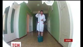 Журналістка «ТСН-Тиждень» задля експерименту влаштувалася санітаркою в одну з районних лікарень