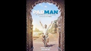 Ped man movie official trailer Akshay Kumar and Sonam Kapoor