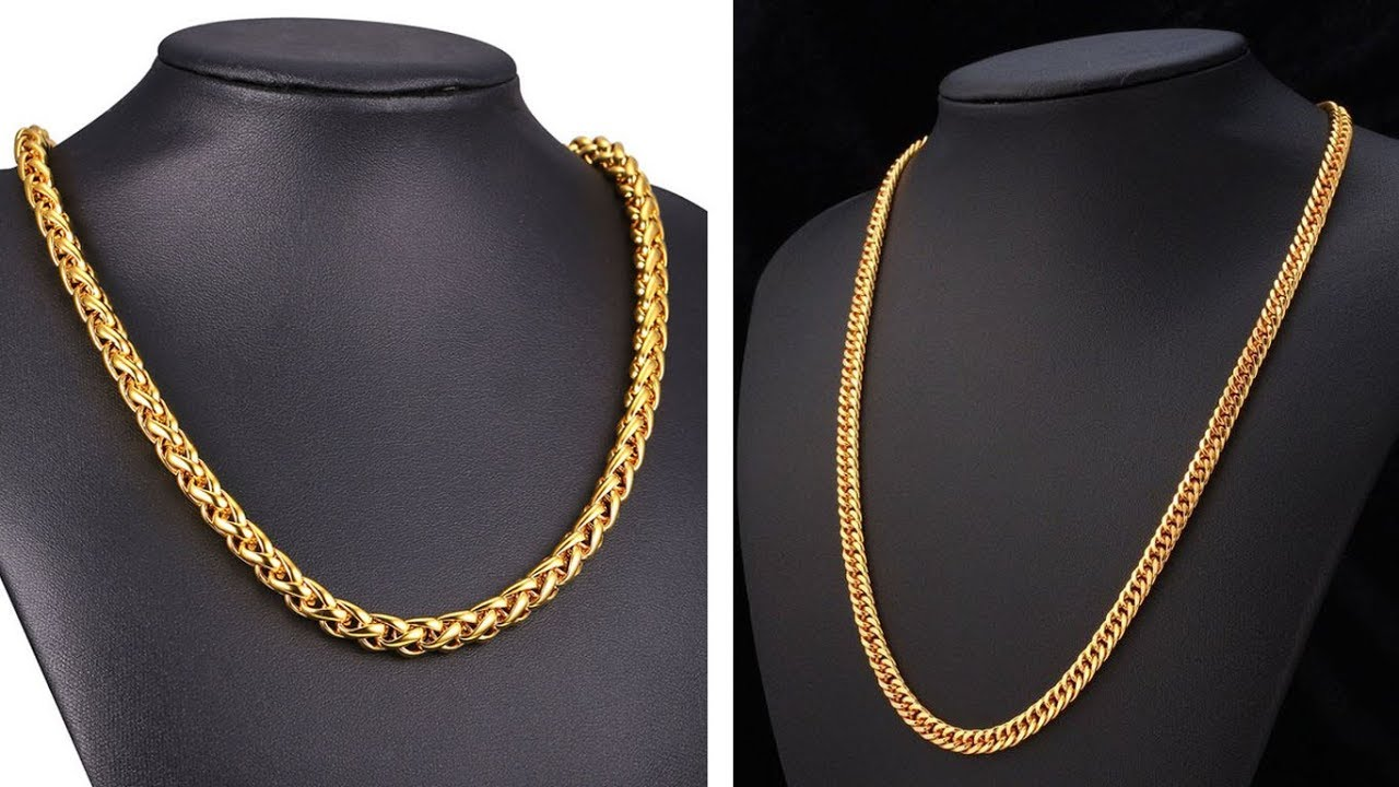 Simple latest gold chains designs for groom mens gold jewellery simple latest gold chains designs for groom mens gold jewellery designs mens gold chain designs aloadofball Images
