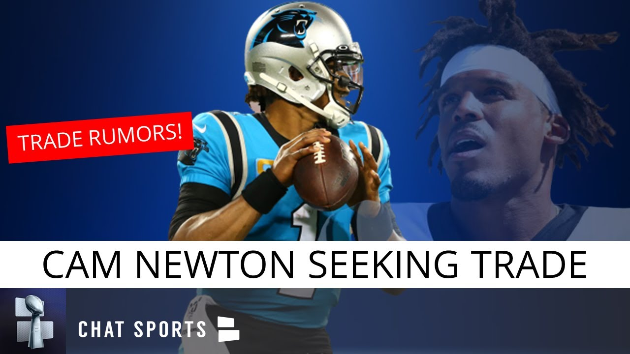 Panthers give Cam Newton permission to seek trade