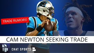 Cam Newton Trade Rumors: Panthers Give Star QB Permission To Seek Trade