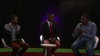Florent NDUTIYE,Justin Belis hosted by 10tonight Show 2talk about Gospel
