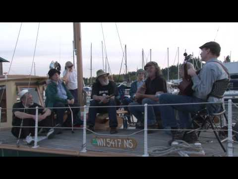 Budd Bay Shanty Sing at the Olympia Wooden Boat Fair