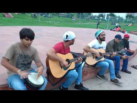 Ali More Angna -(Street Jam) by The Sufis