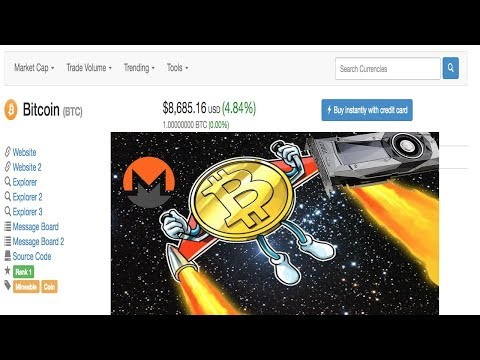 (Feb 9th 2018 Update) Bitcoin Technical Analysis, Android Monero Mining, Nvidia Earnings
