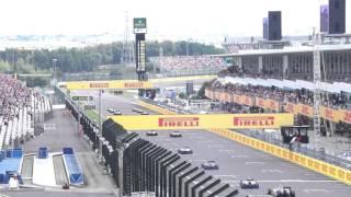 2015 鈴鹿 F1 suzuka F1 スタート