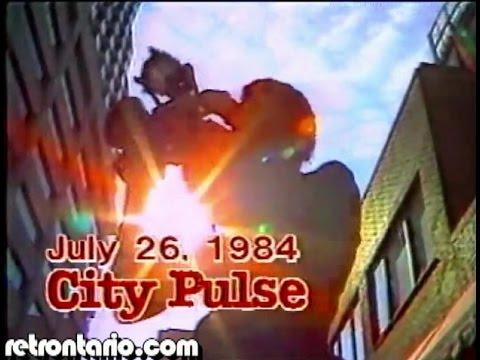 Citytv CityPulse  July 26, 1984