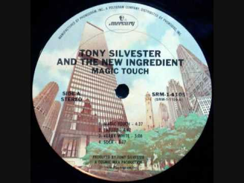 Tony Silvester & The New Ingredient -