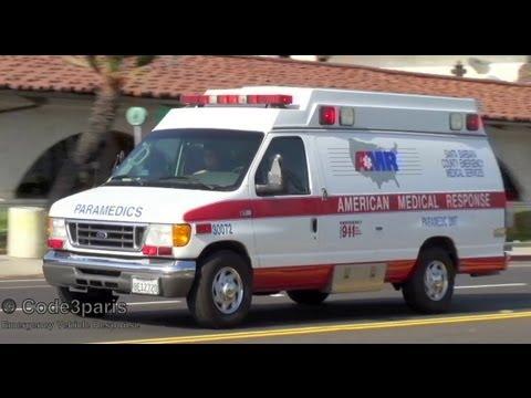 Santa Barbara County EMS Ambulance