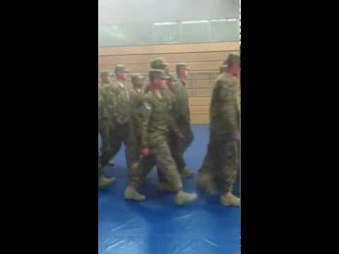 WELCOME HOME MB6 172nd Infantry Brigade Grafenwoehr Germany