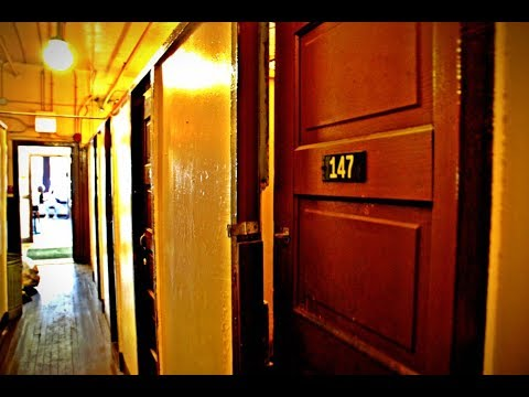 Caged Men: Tales From Chicago's Last Remaining SRO Hotels