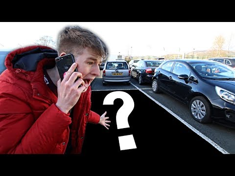 STOLEN CAR PRANK ON BIG BROTHER!!!