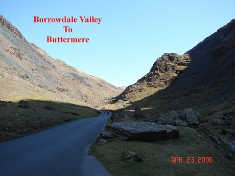Borrowdale Valley To Buttermere Ride