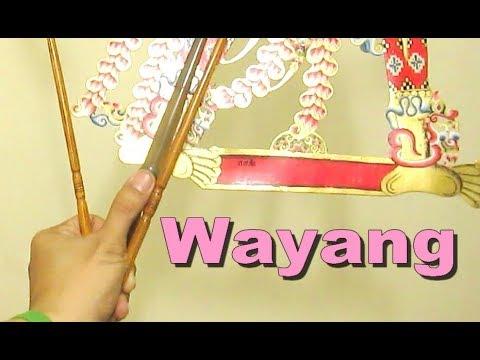 [tutorial-2]-how-to-play-javanese-puppet---holding-cara-bermain-wayang-kulit-[hd]