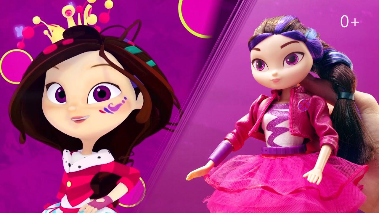 Сказочный Патруль - куклы из мультика для девочек - YouTube