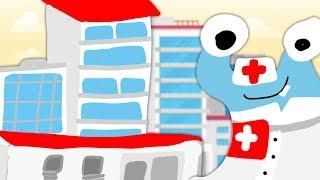 Ich eröffne mein eigenes Krankenhaus | 01 「Two Point Hospital」