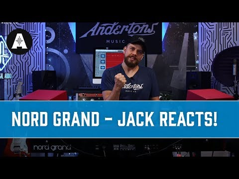 The Nord Grand - Jack Reacts!