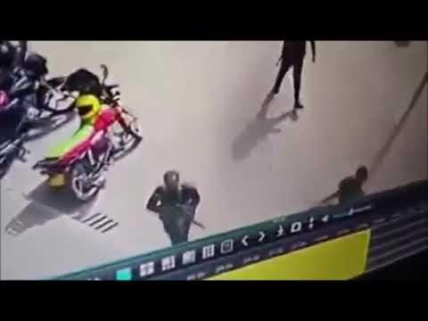 #CCTV Nairobi 14 Riverside Drive #Dusit D2 Hotel Attack