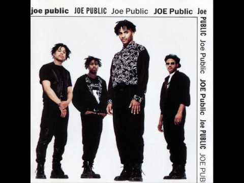 Joe Public     Touch You