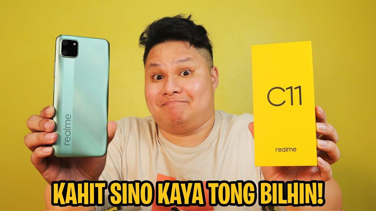 Download realme C11 - KAHIT SINO KAYA TONG BILHIN!