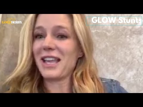 Shauna Duggins ('GLOW') on stunts being 'a crucial part of every story' [EXCLUSIVE VIDEO INTERVIEW]