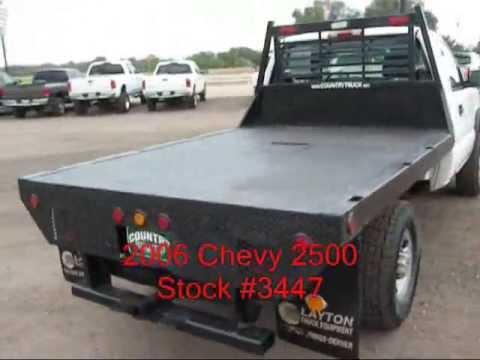 SOLD!!!2006 Chevrolet 2500 4x4 Duramax Diesel Regular Cab ...