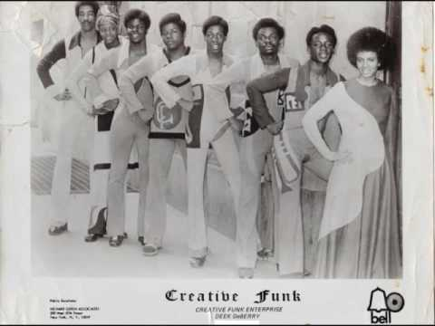 Ready Made Family - Creative Funk (1972)