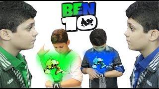 Ben 10 - Ben 10 VS Ben 23  (EP 8) Real Life Ben 10