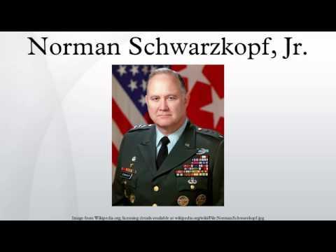 Norman Schwarzkopf, Jr.