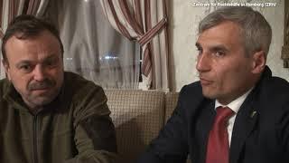 Кандидат в президенты Украины Руслан Кошулинский за признание ЧР Ичкерия.
