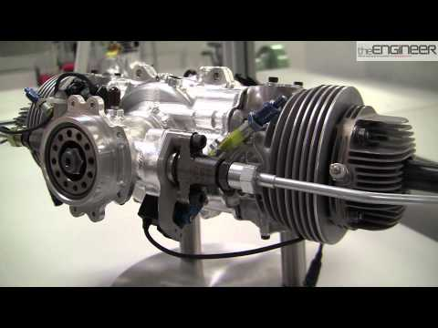 Cosworth: From motorsport to UAV engines
