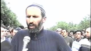 на границе с Чечней 20.05.1998.Хачилаевы братья.