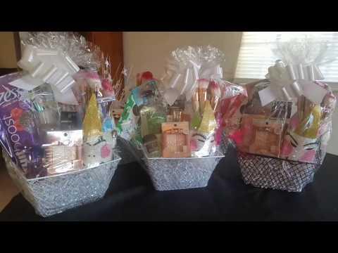 Female Gift Basket🎁   🎄 Gifting Ideas 2018