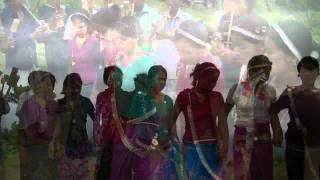 Beautiful Bangladesh Tribal Dance Bandarban Chittagong