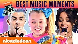 I Kids Choice Musical Moments Ft 5SOS JoJo Siwa Big Time Rush More MusicMonday