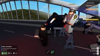 ROBLOX | Mayflower | Lander Police Department | Ridealong