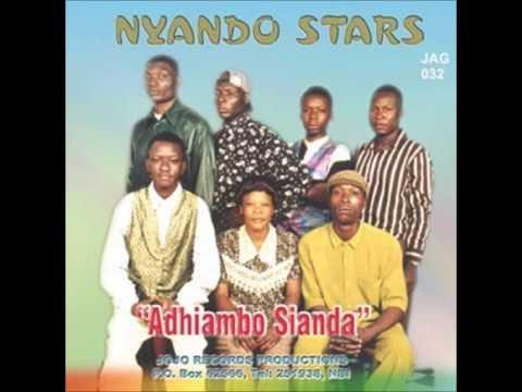 Rosey(Adhiambo Sianda) - Nyando Stars