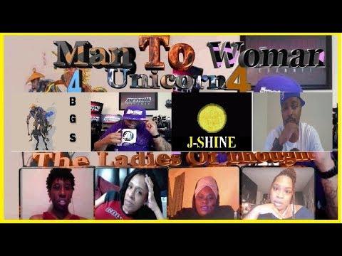 """T.L.O.T. [Unicorn 4 ]""""Man To Woman"""" Ft./B.G.S/ANGRYMAN/J-Shine/L.A.R."""