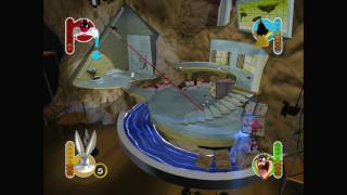 Loons Fight For Fame Gameplay(8) Daffy Duck