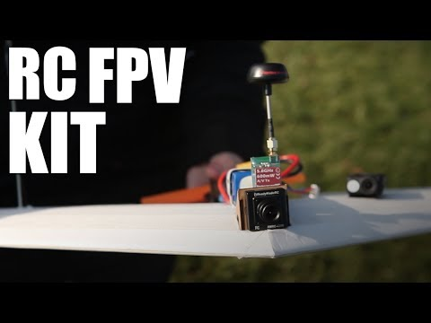 Flite Test - RC FPV Kit - OVERVIEW